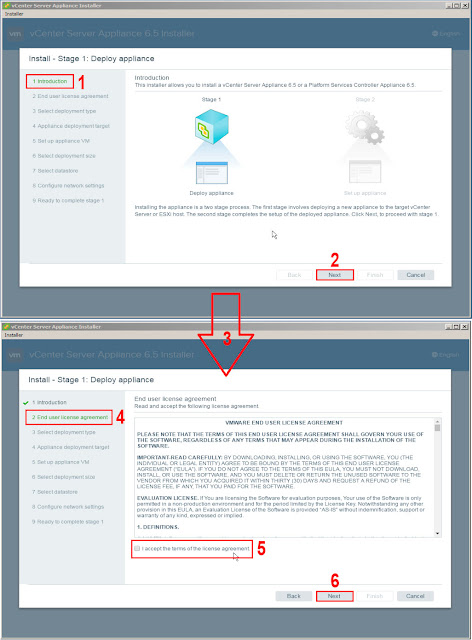 vCenter 6.5 - End User License Agreement o EULA