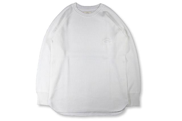 bukht [ BIG WAFFLE ] WHITE