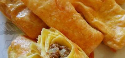 Resep Kue Basah Tradisional Sosis Solo Enak Blog Serba Ada