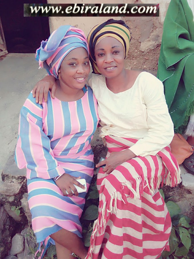 Photos From Ebira Movie Shoot, See Actresses In A Native Attires.