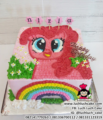 Kue Tart Ulang Tahun My Little Pony