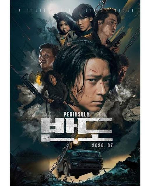 Train to Busan: Peninsula 2020