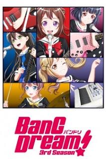 BanG Dream! 3rd Season Opening/Ending Mp3 [Complete]