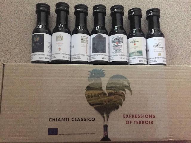 Chianti Classico wine producers
