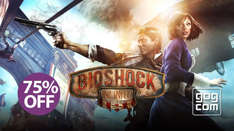 bioshock infinite complete edition gog summer sale fps 2k games