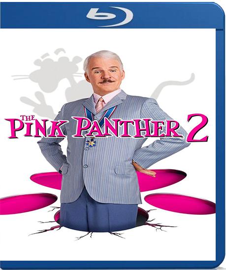 The Pink Panther 2 [2009] [BD50] [Latino]