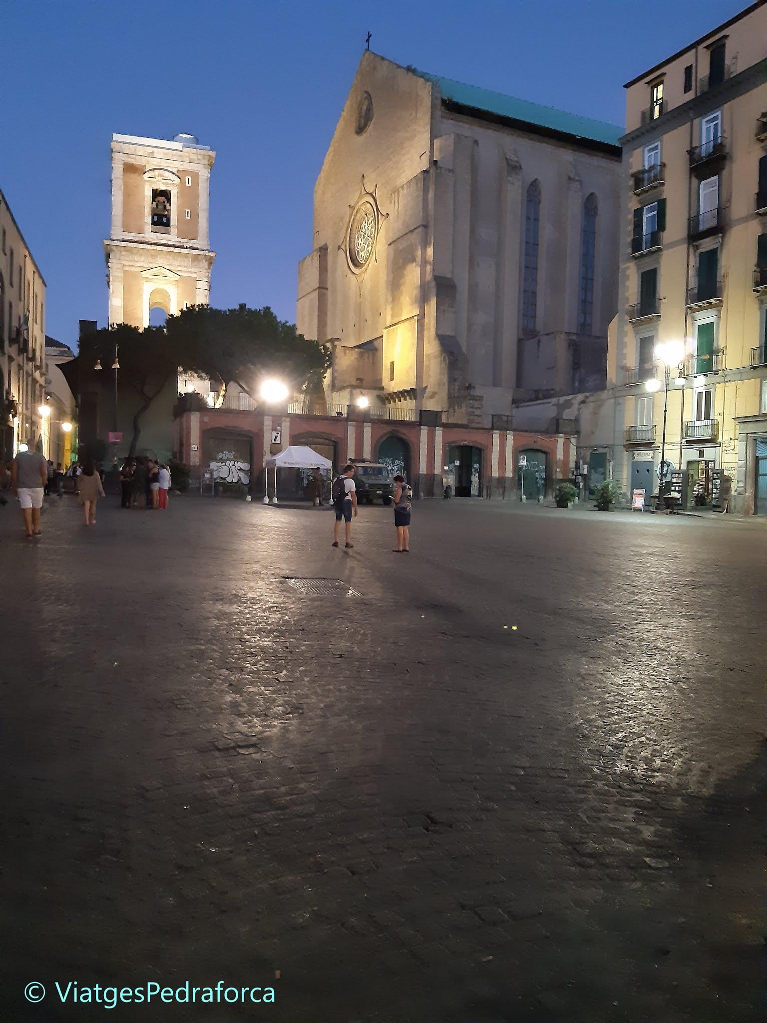 Campania, Itàlia, Patrimoni de la Humanitat, Unesco, Centre Històric de Nàpols