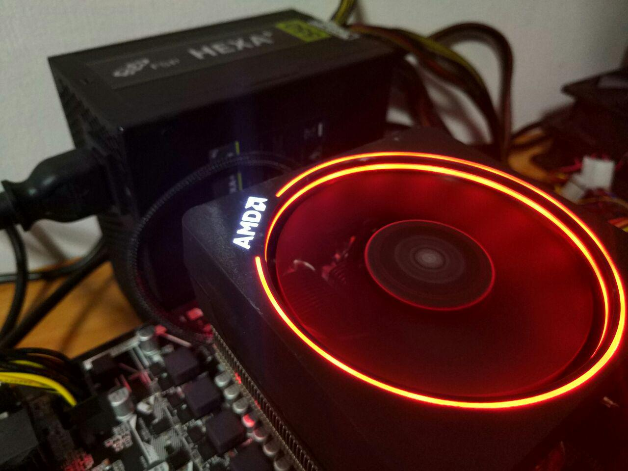 Ryzen 5 1600x Overclocked At 42ghzair Outperforms 7 1700 On Amd R5 1500x When We First Tested The Were Simply Surprised Its Rather High Overclocking Headroom As Compared To Other Models Had