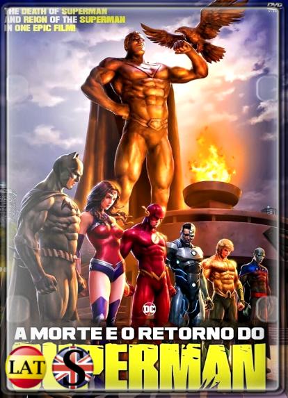 La Muerte y El Regreso de Superman (2019) FULL HD 1080P LATINO/INGLES