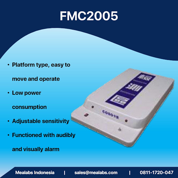 FMC2005 Table Top Needle Detector