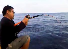 Triple Strike Mancing Ikan Kakap Merah
