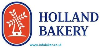 Lowongan Kerja PT Mustika Citra Rasa (Holland Bakery)