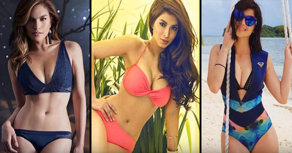LOOK: The 2018 List Of The Sexiest Women In The Philippines
