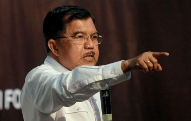 Jusuf Kalla: Begitu Anda Otoriter, People Power Melawan!
