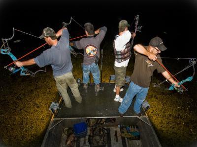 ¿Qué es el bowfishing?