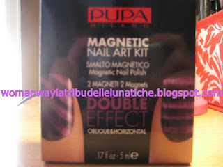 Magnetic Nail Art Kit - Pupa