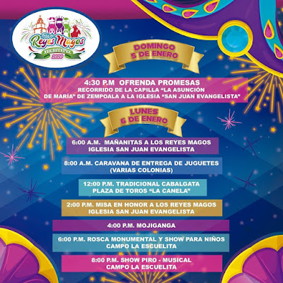 programa feria xochitepec 2020