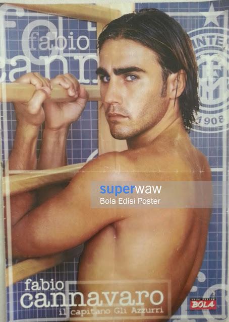 Bola Edisi Poster - Sang Superstar