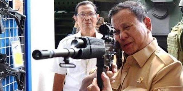 Arief Poyuono Beberkan Nama Benalu Alutsista Kemenhan, Yang Kini Bersiap Menyerang Prabowo
