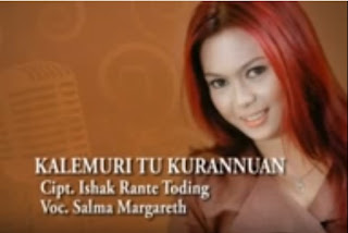 Download Lagu Kalemuri Tu Kurannuan (Salma Margareth)