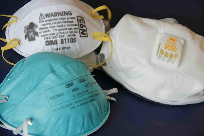 N95 Mask Filter Coronavirus: It Works With Three Principle