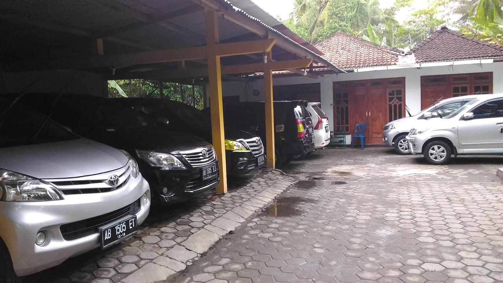 Rental Mobil Lepas Kunci di Jogja