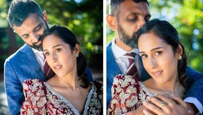 Mira Sethi épouse Bilal Siddiqui dans un mariage éblouissant en Californie