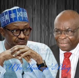 Buhari Is Hypocrite, Shielding Corrupt Judges - Onnoghen's NJC BOMBS FG