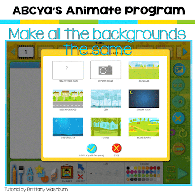 Try ABCYa's Animate to Integrate Science and Technology  My all-time favorite technology tool to use is ABCYa's Animate. It is open ended so it can be used for nearly any topic and subject area.