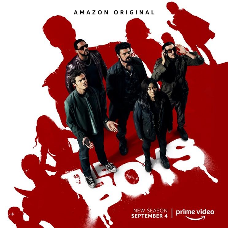 La Serie Amazon Original, The Boys, atrapa una renovación para su tercera temporada