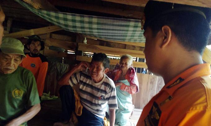3 Hari Tersesat di Hutan, Warga Ini Ditemukan Selamat oleh Tim SAR