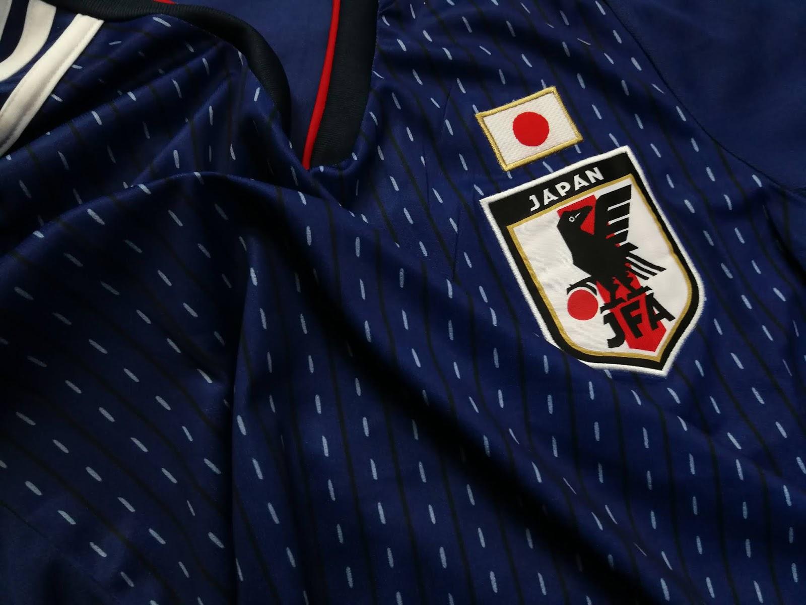 เสื้อฟุตบอล ทีมชาติ ญี่ปุ่น