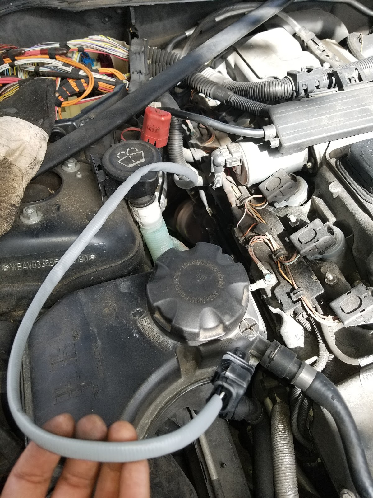 Welcome to my Blog, BMW stories and more : Oxygen Sensor Replacement