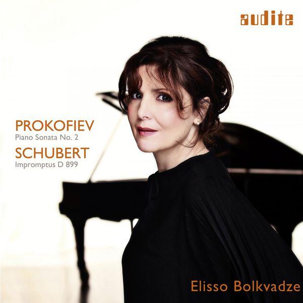 4b4c4737537ef Elisso Bolkvadze PROKOFIEV Piano Sonata No. 2 - SCHUBERT Impromptus D 899