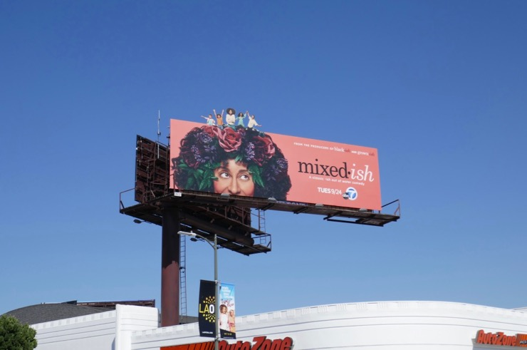 Mixedish season 1 billboard