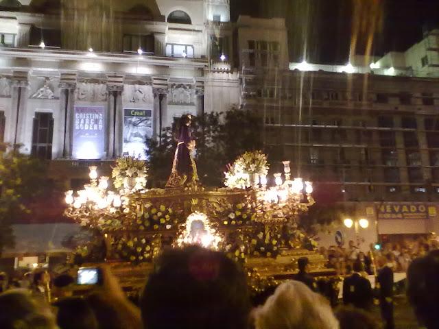 No salen de procesión ni Jesús de Medinaceli ni el Divino cautivo en Madrid