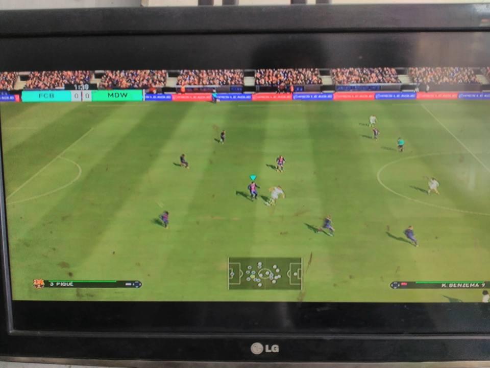 Download PES 2018 PS3 Full Version