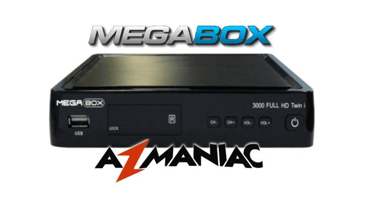 Megabox3000 Transformado em Azbeta
