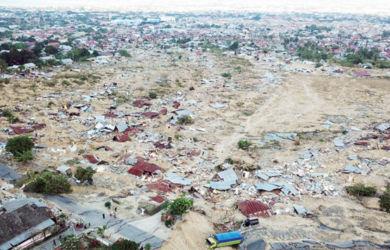 Pasca Gempa dan Tsunami, Warga Kerap Mendengar Teriakan Minta Tolong Tengah Malam di Kota Palu