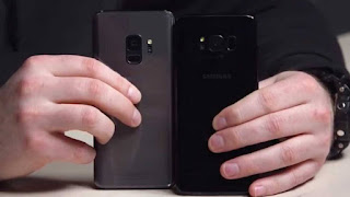 s9 and s8 backview
