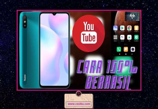 Cara Memutar Youtube di Background Hp Xiaomi 100% Berhasil