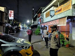 Antisipasi Perang Kelompok, Polres Pelabuhan Makassar Tingkatkan Patroli Malam