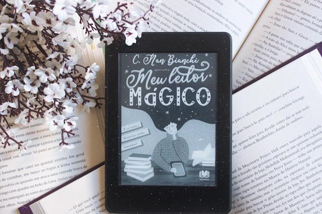 meu leitor mágico