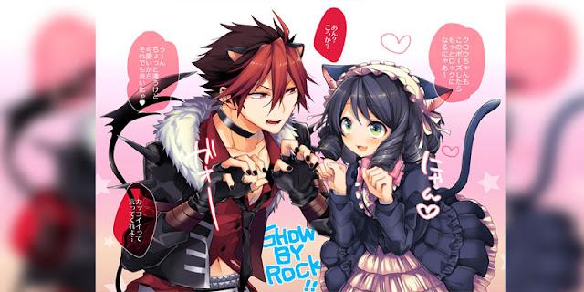 anime Comedy karakter cewek