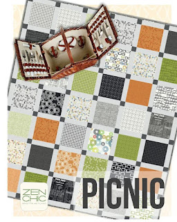 reel time picnic quilt