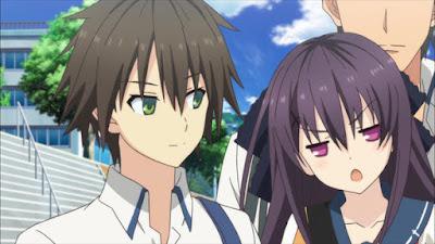 Nonton Anime Online Ao no Kanata no Four Rhythm BD