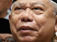 Ketum MUI: Penetapan Tersangka Habib Rizieq Bukan Kriminalisasi Ulama