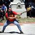 Detuvieron al Militante que disparó con un mortero casero frente al Congreso: