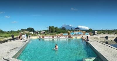 Wisata air di klaten - Umbul Brondong