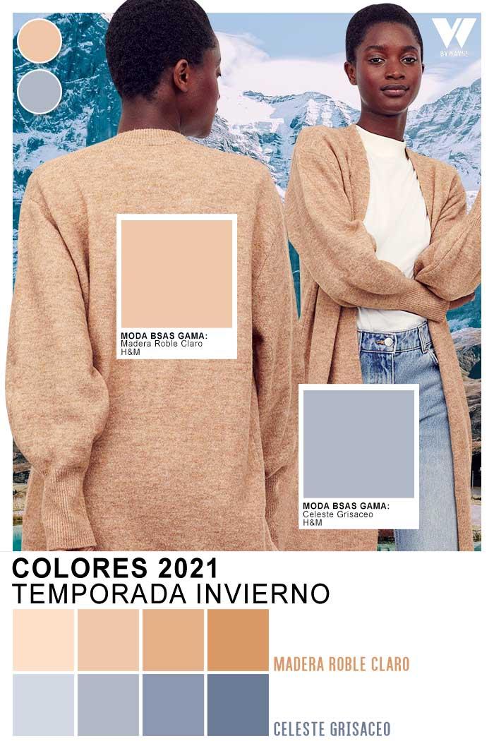 Colores 2021 Temporada Invierno HM 24